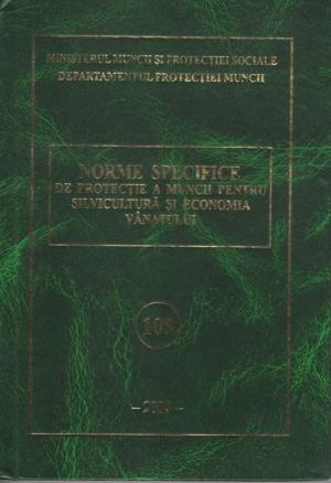 NSSM 105 - PROTECTIA MUNCI