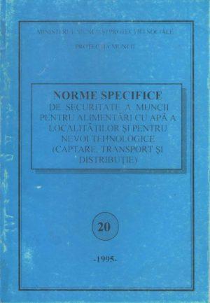 NSSM 20- PROTECTIA MUNCII