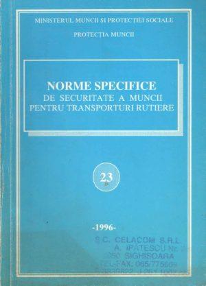 NSSM 23 - PROTECTIA MUNCII