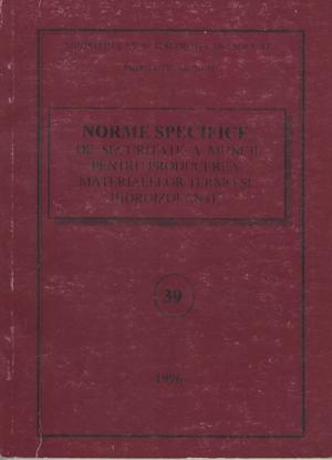 NSSM 39 PROTECTIA MUNCII