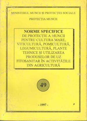 NSSM 49 PROTECTIA MUNCII SSM SI SU