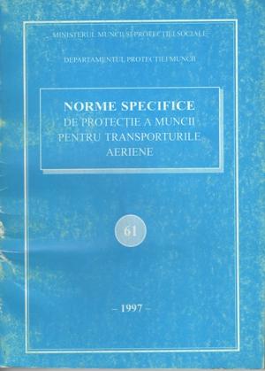 NSSM 61 PROTECTIA MUNCII